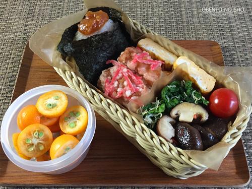 沖縄油みそおむすび弁当01