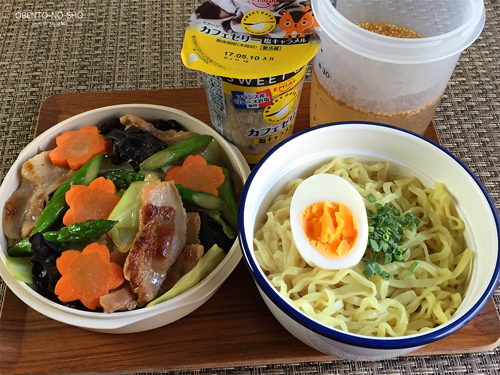 春野菜タンメン弁当01
