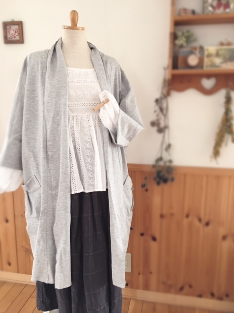 2017.4.5春夏の羽織物①