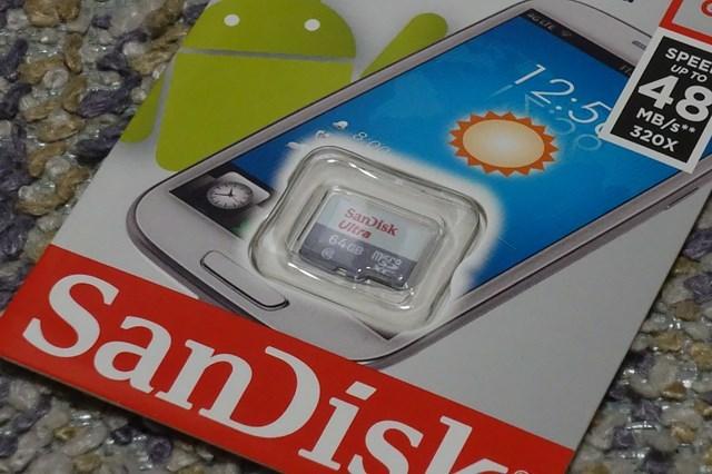2 San Disk Micro SD64GB UHS1 (2)