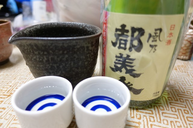 3 都美人 山廃特別純米山田錦 (6)