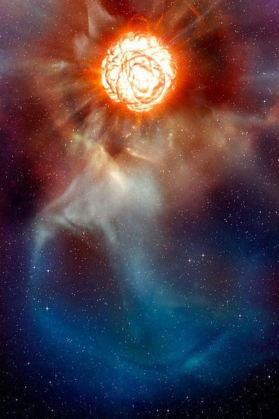 【定期】太陽の900倍ある星「ベテルギウス」が超新星爆発すれば地球は滅亡する!