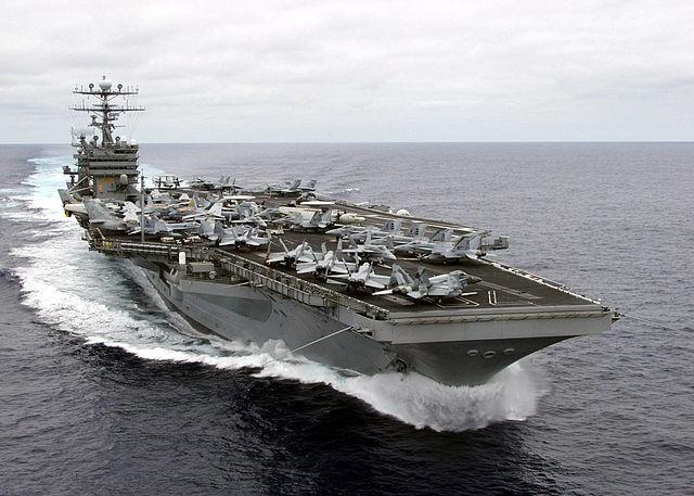 アメリカ空母打撃群が朝鮮半島へ、金正恩の暗殺も選択肢…米韓特殊部隊が北朝鮮に潜入し、破壊工作の検討も