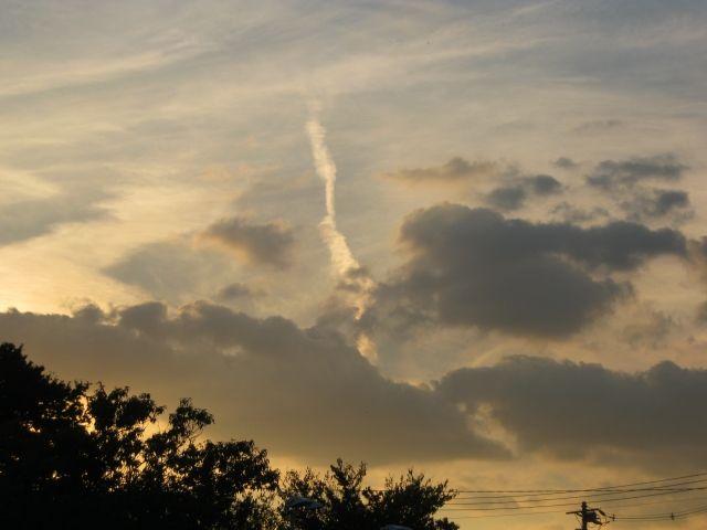 【宏観】宇都宮で「地震雲」が大量発生してるんだが、そろそろか?