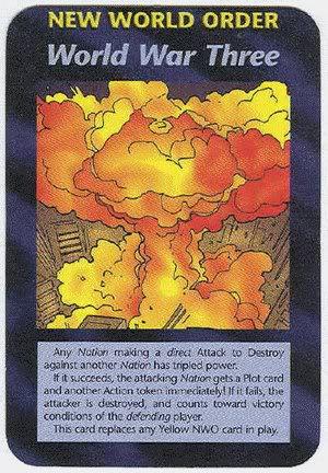 【5.11~13】イルミナティカードとファティマの予言が、核爆弾によって第三次世界大戦が始まることを予告している!