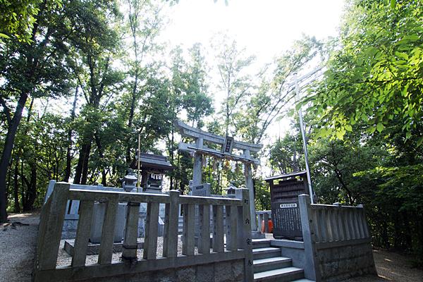 中山神社全景外観