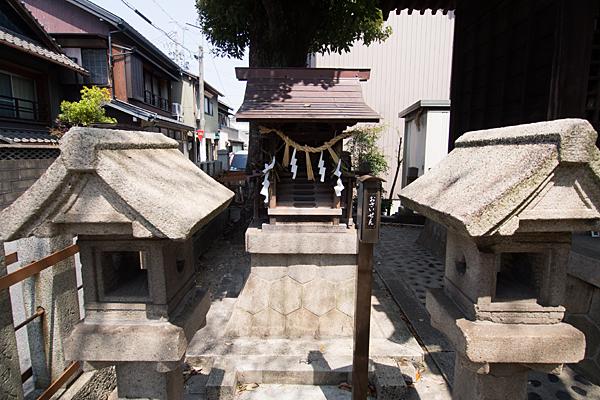 石神社境内社