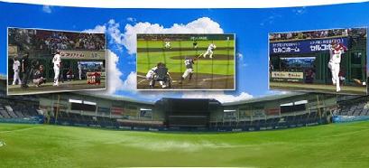 【ロッテ】球界初のVRパノラマの試合映像をライブ配信、18日巨人戦