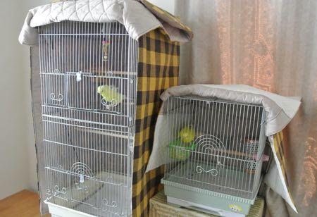 鳥かごホットカバー-2