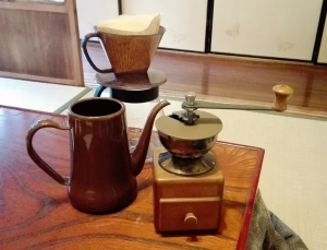コーヒーセット