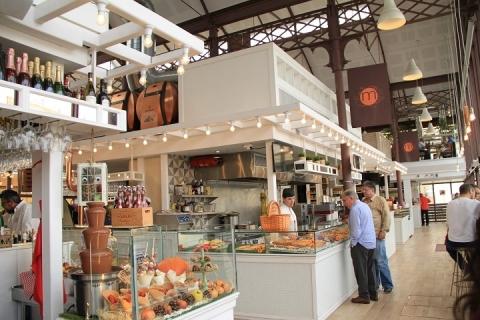 2408 Mercado Gourmet Lonja del Barranco en Sevilla