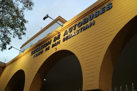 2588 Estacion de autobuses Prado de San Sebastian-M