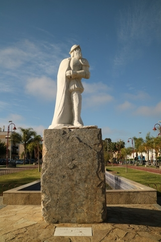 2607 Monumento de Francisco Pizarro-M