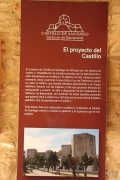 2814 Castillo de Santiago