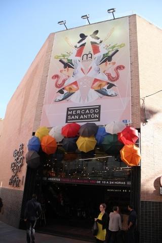 3170 Mercado San Anton en Madrid