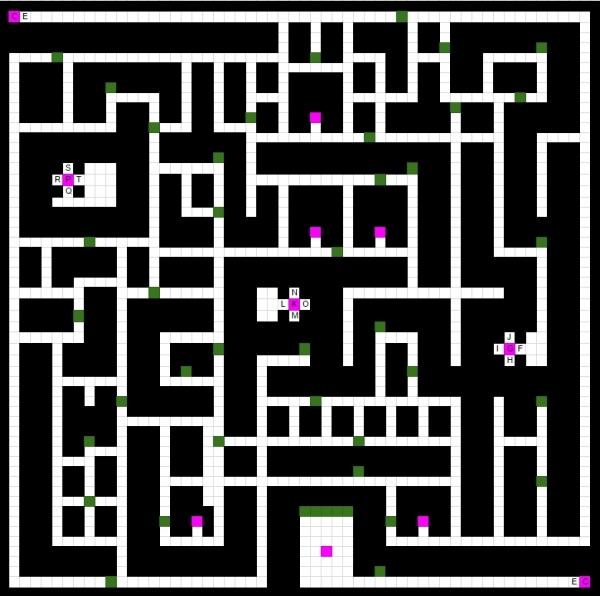 insiders-ハルトンの神殿3F
