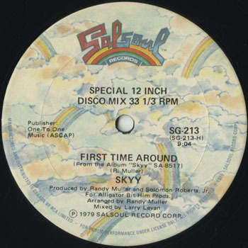 DG_SKYY_FIRST TIME AROUND LARRY LEVAN MIX_201603