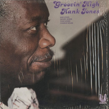 JZ_HANK JONES_GROOVIN HIGH_201603