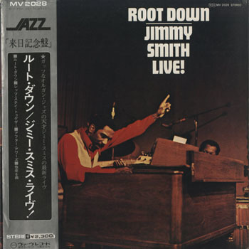 JZ_JIMMY SMITH_ROOT DOWN JIMMY SMITH LIVE_201603
