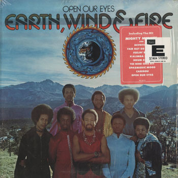 SL_EARTH WIND and FIRE_OPEN OUR EYES_201704