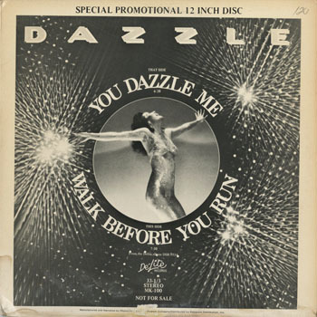 DG_DAZZLE_WALK BEFORE YOU RUN_201704