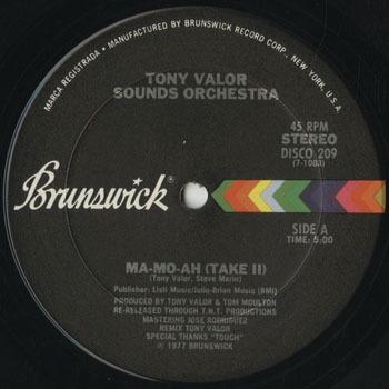 DG_TONY VALOR SOUNDS ORCHESTRA_MA MO AH_201704