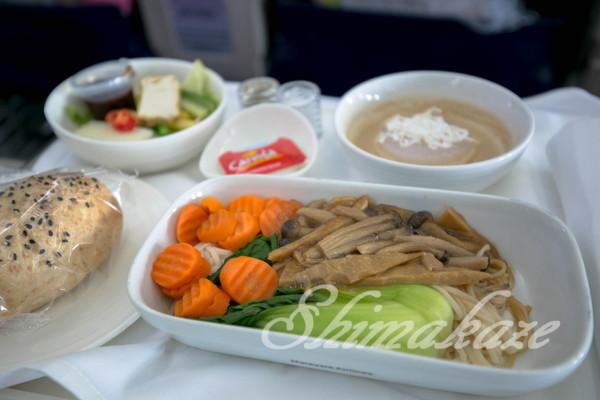 コタキナバル旅行 マレーシア航空ビジネスクラス