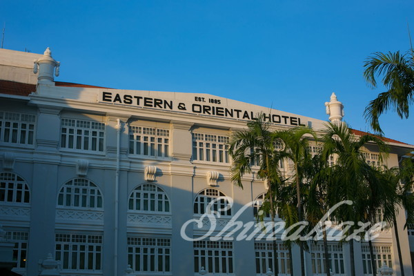 イースタン アンド オリエンタル ホテル Eastern And Oriental Hotel
