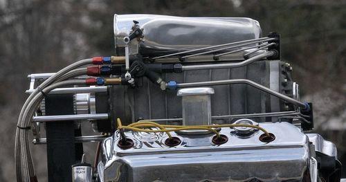 実車エンジン