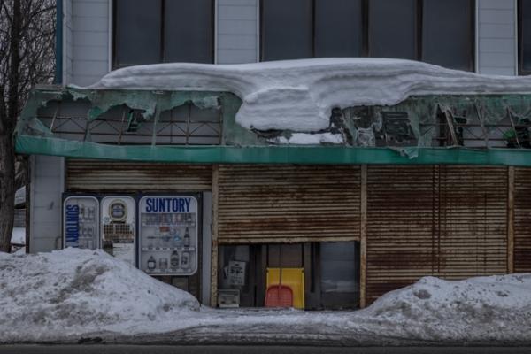 自販機のある店