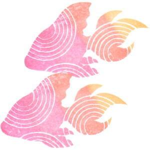 波紋金魚色見本