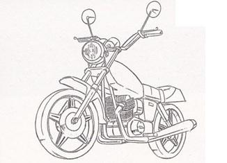 ジョルジュバイク・設定画