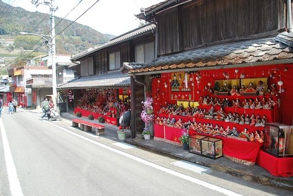 坂本おひな街道12