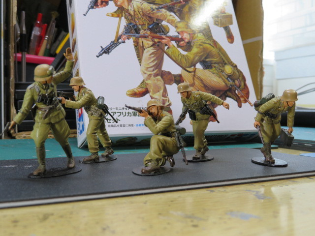 DAK 35 歩兵の7