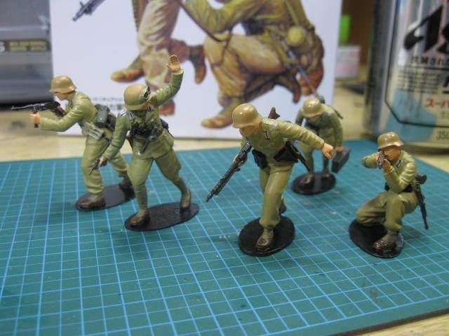 DAK 35 歩兵の4