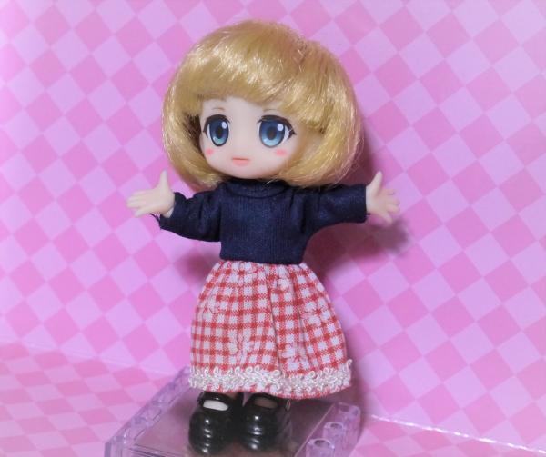 CPアリス☆リトルダルウイッグ&ミキマキ服?