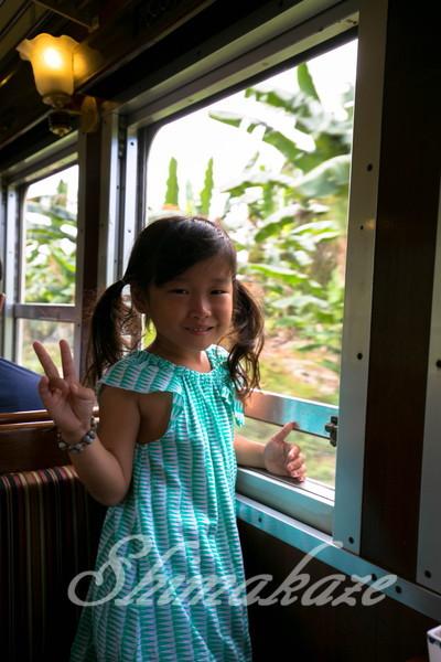 北ボルネオ鉄道 コタキナバル旅行 半日オプショナルツアー
