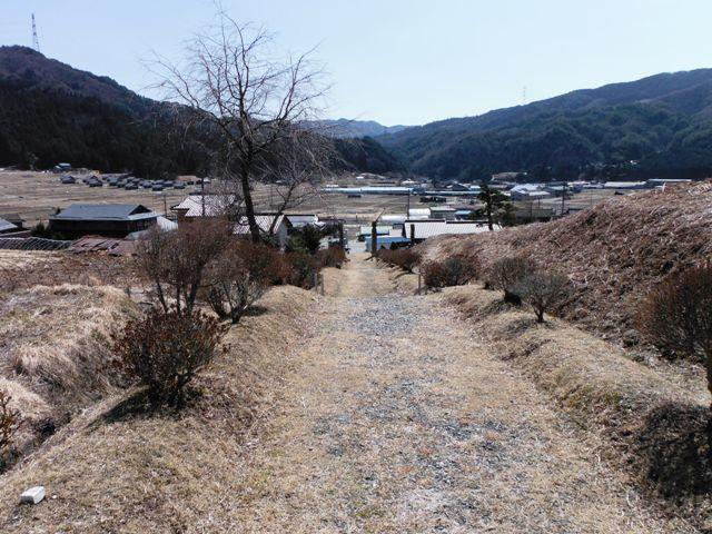 新野八幡城(阿南町) (10)