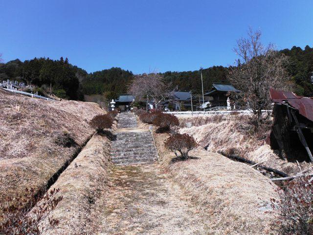 新野八幡城(阿南町) (12)
