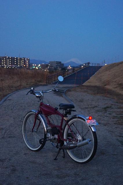フキプランニングFK310 LAⅢ 、と富士山