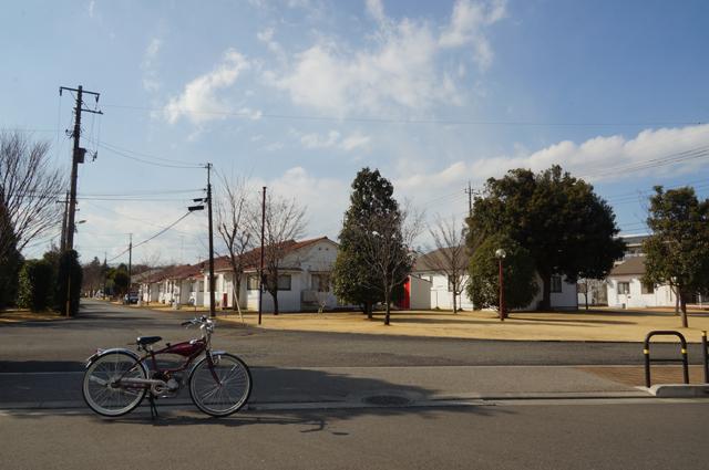 フキプランニングFK310 LA3と立川アメリカンビレッジ・立川アメリカ村