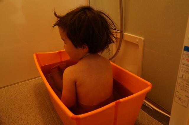 八王子塩釜温泉観音の湯を使った自宅温泉