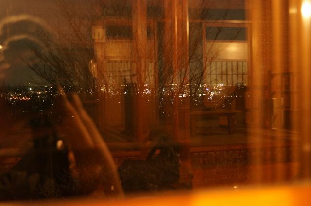 鎌田鳥山 夜景もきれい
