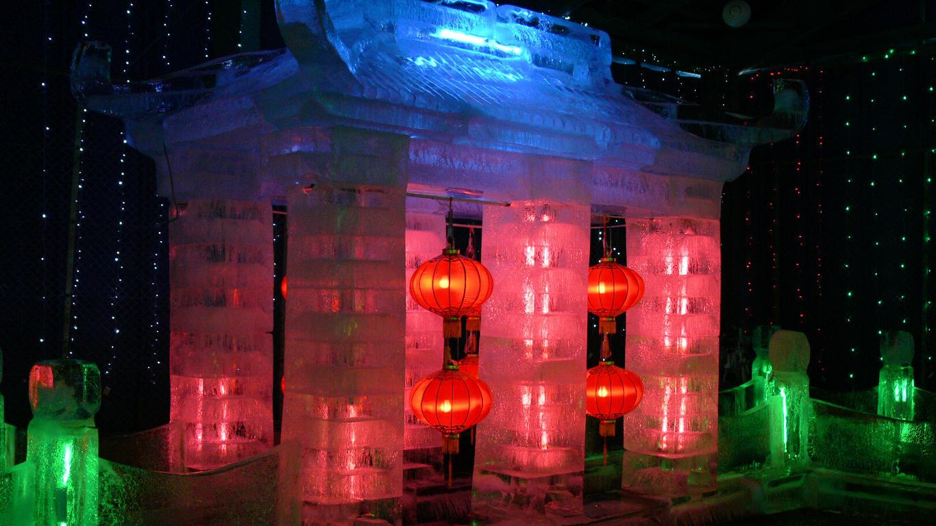 090210白樺湖氷燈祭010