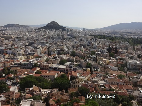 05 2017 Athens in Greece