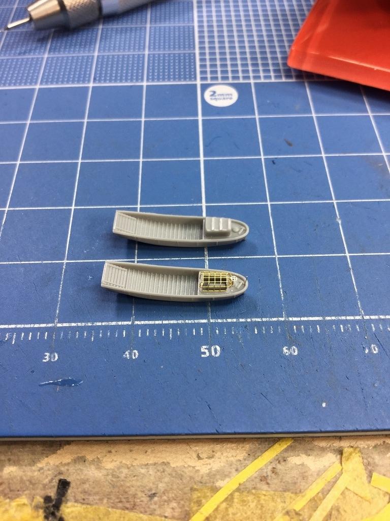 s-運貨艇比較