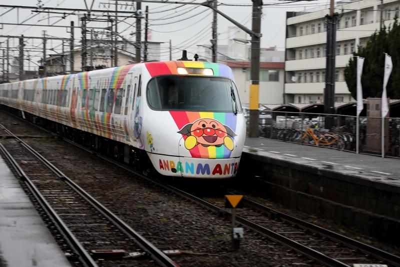 アンパンマン列車1170331