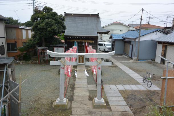 柳野神社②2013