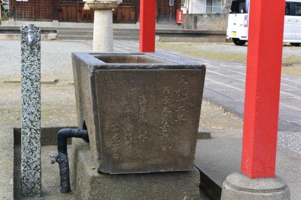 上戸田氷川神社⑥