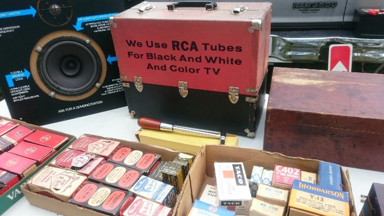 1705 アメリカ買い付け風景 RCA
